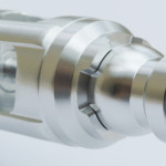 10th Doctor's Sonic CNC machined emitter head