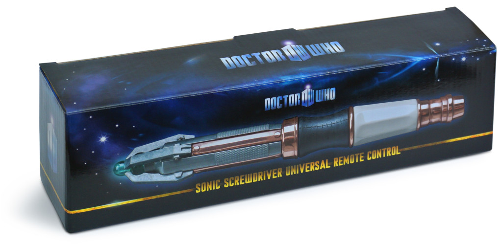 Eleventh Doctor's Sonic driver | The Wand Company