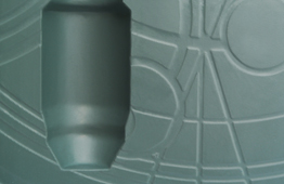 10th Doctor's instrument case foam insert