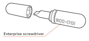 Phaser screwdriver