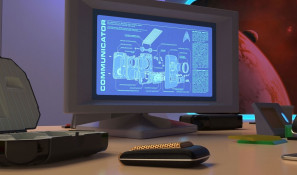 Communicator in Enterprise briefing room (1)