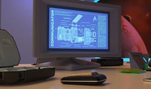 Communicator in Enterprise briefing room (1)