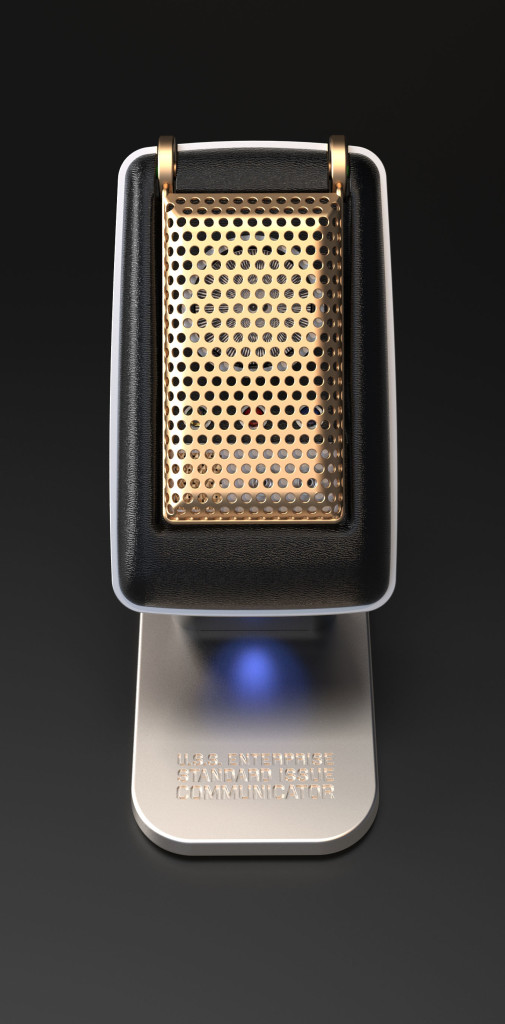 Star Trek Communicator | The Wand Company