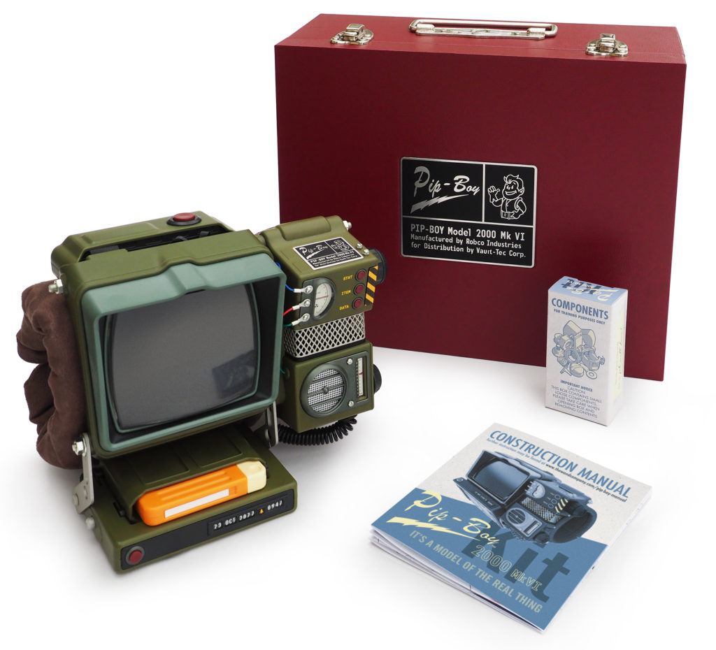 Pip-Boy kit | The Wand Company