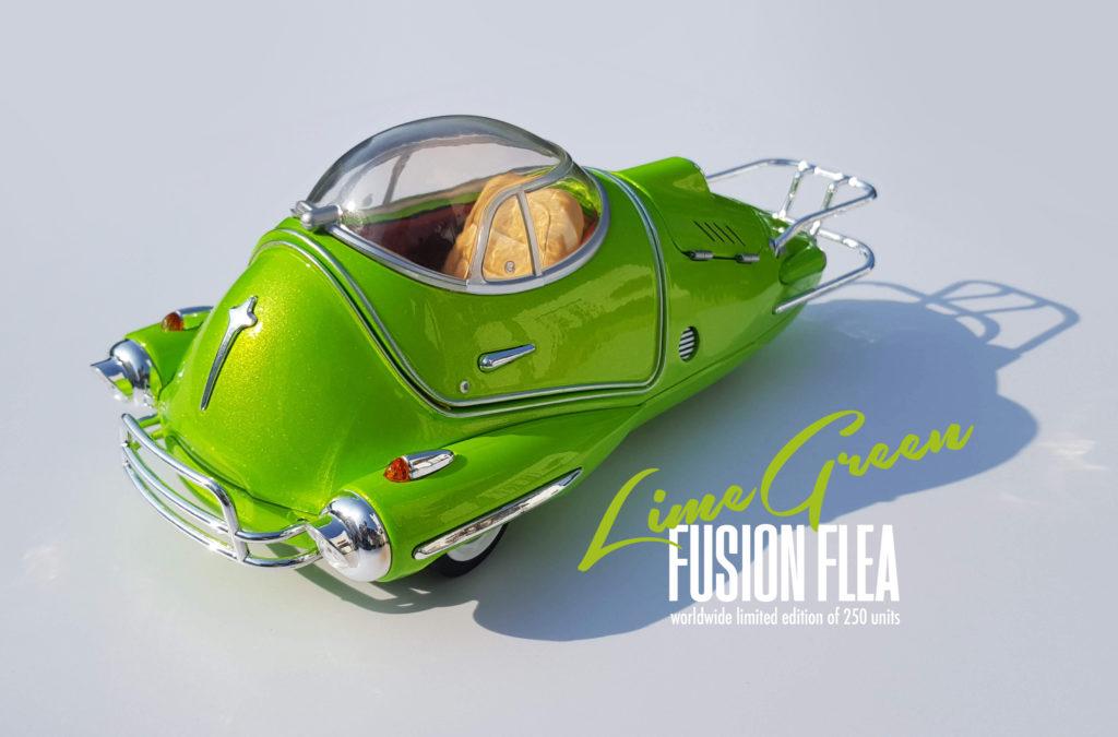 Fallout 4 76 Collector/'s Edition Fusion Flea DIE-CAST VOITURE replica prop Figure