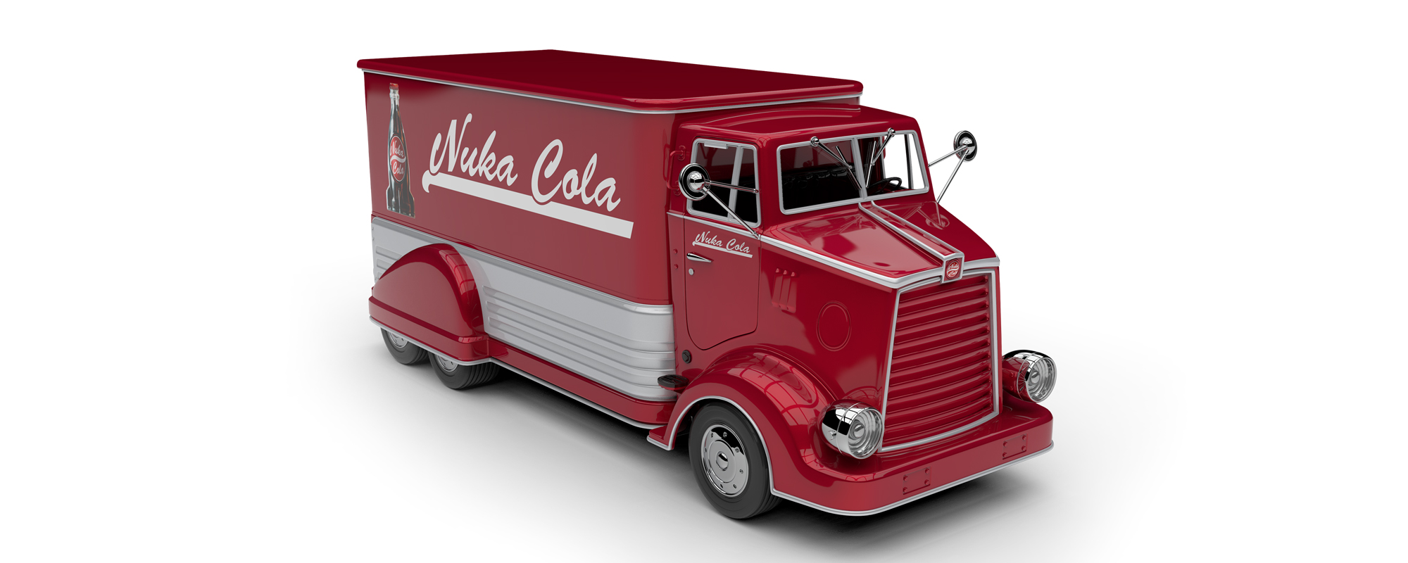 Nuka-Cola Delivery Truck