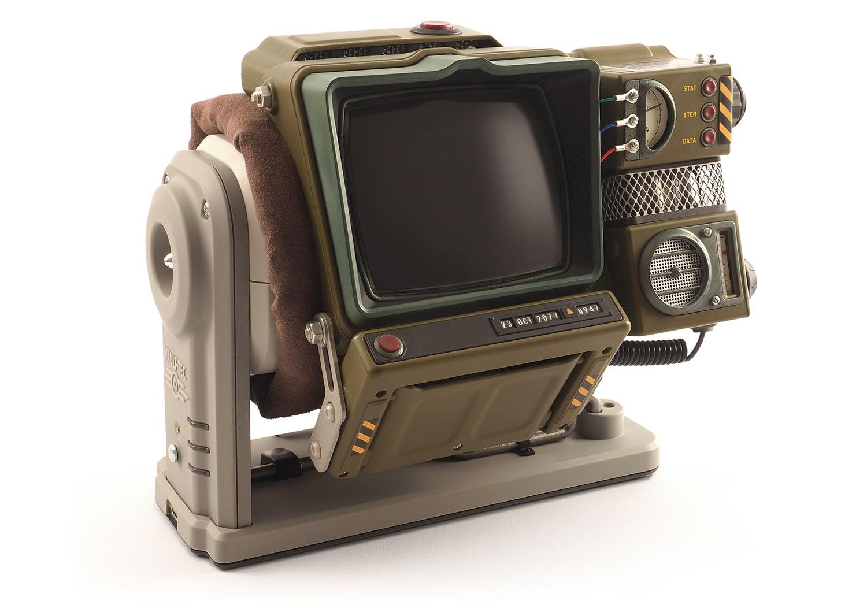 Fallout Pip-Boy 2000 FM Radio Upgrade Module Shortwave Radios ...
