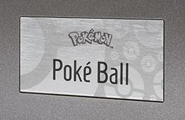 poke ball plaque