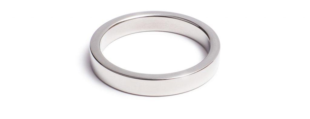 polished display ring
