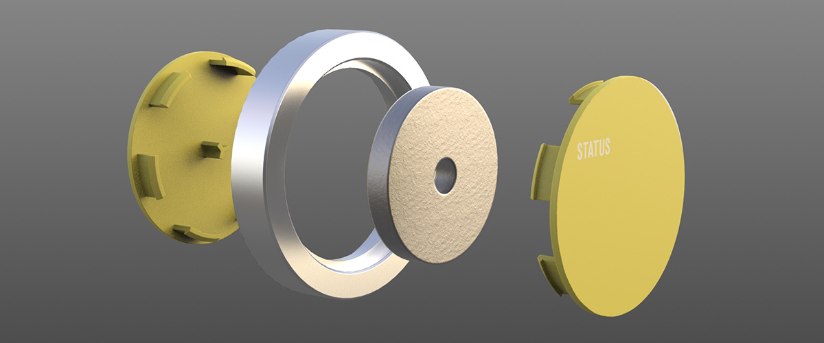 data disc exploded view